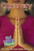 God Answers Prayers – May 2010
