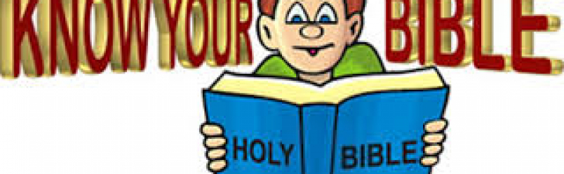 November 2015 Bible Discovery Lesson