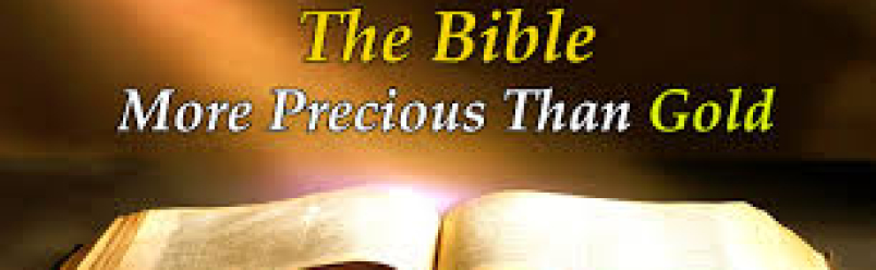 February 2016 Bible Discovery Lesson