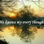 God knows thoughts